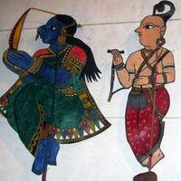 Chamdya<em>c</em>ha bahulya, teatro de sombras de <em>Maharashtra</em>, al oeste de India. Fuente: http://www.<em>c</em>reanara.<em>c</em>om/expressions/arti<em>c</em>le/the-<em>c</em>hamdya<em>c</em>ha-bahuliya-of-maharashtra