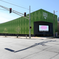 Exterior of Center for Puppetry Arts (Atlanta, GA, United States). Photo courtesy of Center for Puppetry Arts