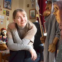 Elena Lutsenko (2013). Photo courtesy of Elena Lutsenko (Voronezh, Russia)