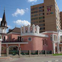 Théâtre de marionnettes Ognivo (Mytishchi, région de Moscou, Russie, photo : 2012). Photo réproduite avec l'aimable autorisation de Mytishchinsky munitsipalny teatr kukol «Ognivo»