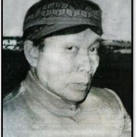 Panut Darmoko (1931- ), Javanese<em>dalang</em>of<em><em>wayang</em> kulit purwa</em>, composer of Javanese songs. Photo courtesy of UNIMA-Indonesia