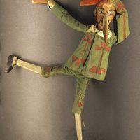 <em>Pinocchio</em> (1917), Teatro dei Piccoli de Vittorio Podrecca. Collezione Maria Signorelli. Foto: Maristella Campolunghi / Teresa Bianchi