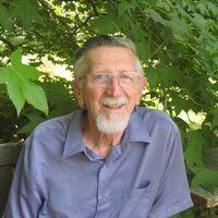 Richard Bradshaw, Australian shadow theatre master. Photo: Margaret Williams