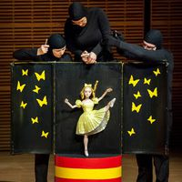 <em>Die Spielzeugschachtel</em> (2010), a production of Claude Debussy's ballet <em>La boîte à joujoux</em> by Salzburger Marionettentheater (Salzburg, Austria). Photo: Karsten Moran (for The New York Times, 2012)
