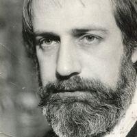 Viktor Shraiman (b.1945), Russian theatre director and pedagogue (photo 1970s). Photo courtesy of Archive: Rossiyskiy tsentr UNIMA (Russian UNIMA Centre, Moscow, Russia)