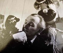 Pantopuck Philpott. Photo courtesy of Collection: The National Puppetry Archive