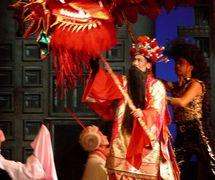 <em>Dragon Child</em> (2008, Beijing, China) by China Children's Art Theatre, dire<em>c</em>tion: Peter J. Wilson. Photo courtesy of Peter J. Wilson
