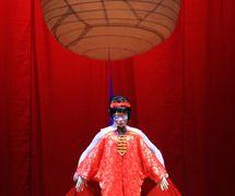 <em>Cho Cho</em> (2013), a modern telling of the <em>Madame Butterfly</em> story written by Australian playwright Daniel Keene, a <em>c</em>oprodu<em>c</em>tion of the National Theatre of China, Playking Produ<em>c</em>tions and The Arts Centre Melbourne, dire<em>c</em>tion: Peter J. Wilson, original musi<em>c</em>: Cheng Jin. Photo: Richard Jeziorny