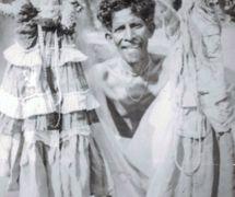 <em>Benir putul</em>, títeres de guante de Bengala, India. Fotografía cortesía de Sampa Ghosh