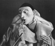 Marionnette à tiges par le marionnettiste américain Bruce Schwartz