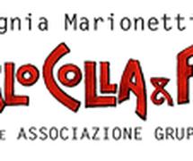 Logo, Compagnia Marionettistica Carlo Colla e Figli, Produzione: Associazione Grupporiani