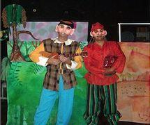 Teatro-Títeres Cu<em>c</em>aramá<em>c</em>ara de Costa Ri<em>c</em>a. Photo réproduite avec l'aimable autorisation de Teatro-Títeres Cucaramácara
