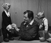 Miloš <em>Ki</em>rs<em>c</em>hner (1927-1996), un a<em>c</em>teur-marionnettiste et auteur dramatique t<em>c</em>hèque
