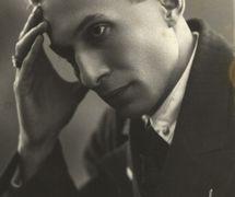Evgeni Demmeni (1898-1969), Russian actor and director (photo 1940s). Photo courtesy of Archive: Teatr marionetok imeni E.S. Demmeni (Petersburg, Russia)