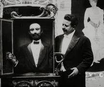 Francisco Sanz Baldoví, un ejemplo de su magnífica colección de autómatas, primera mitad del siglo XX