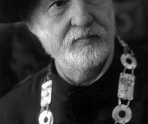 Jan Švankmajer (né en 1934, Honoris Causa 2003), artiste visuel, metteur en scène, et scénariste de films d'animation. Photo: Viktor Kronbauer