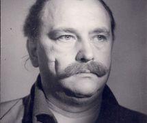 Jiří Trnka (1912-1969), pintor, ilustrador, titiritero y cineasta checo, uno de los maestros del cine de animación y el títere. Fotografía cortesía de Archivo de Loutkář