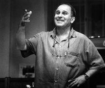 Josef Krofta (1943-2015), Czech puppeteer, director, writer and pedagogue. Photo: Ivo Mičkal