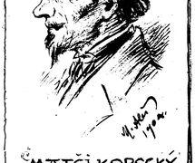Una ilustración del titiritero itinerante checo, Matěj Kopecký (1775-1847), una figura legendaria del teatro de títeres checo. Fotografía cortesía de Archivo de Nina Malíková