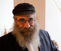 Mikhaïl Khoussid (né en 1947), metteur en scène russe (photo 2012). Photo réproduite avec l'aimable autorisation de Mikhail Khusid