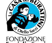 Logo of La Casa dei Burattini di Otello Sarzi, Fondazione Famiglia Sarzi. Photo courtesy of Fondazione Famiglia Sarzi (Reggio Emilia, Italy)