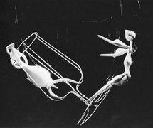 <em>Mali prin<em>c</em></em> (1978) de Antoine de Saint-Exupéry, una produ<em>c</em><em>c</em>ión de Lutkovo gledališče Ljubljana, puesta en es<em>c</em>ena: Edi Majaron, diseño visual: Peter Černe. Ar<em>c</em>hivo de Lutkovno gledališče Ljubljana (Eslovenia) (2015). Foto: Ada Hamza