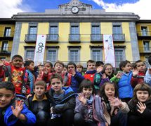 Facade, TOPIC (Centro Internacional del Títere de Tolosa) (2013). Tolosa, Spain. Photo: Iñigo Royo