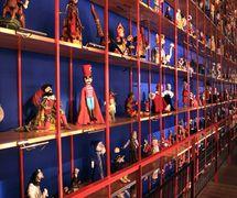 Character Gallery, Museum, TOPIC (Centro Internacional del Títere de Tolosa) (2011). Tolosa, Spain. Photo: Josu Otaegi