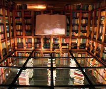 The Great Archive of Stories, Museum, TOPIC (Centro Internacional del Títere de Tolosa) (2011). Tolosa, Spain. Photo: Josu Otaegi