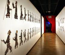 The Shadow Corridor, Museum, TOPIC (Centro Internacional del Títere de Tolosa) (2011). Tolosa, Spain. Photo: Josu Otaegi